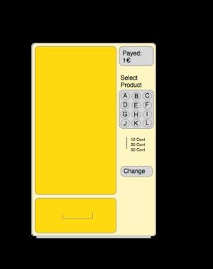 Vending Machine example on GitHub [SinelaboreRT]